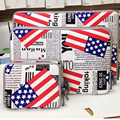 Flag 11.6 12 13.3  inch Laptop Sleeve Bag Notebook Handbag Case for MacBook Air Pro 11 12 13  Asus Acer Free Drop Ship TOP