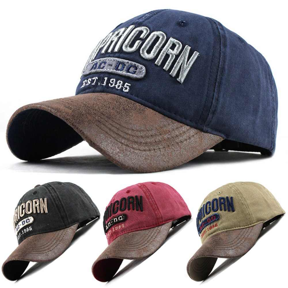 Women's Men's Unisex Outdoor Cotton High Quality Embroidered Unisex Baseball Caps Adjustable for summer