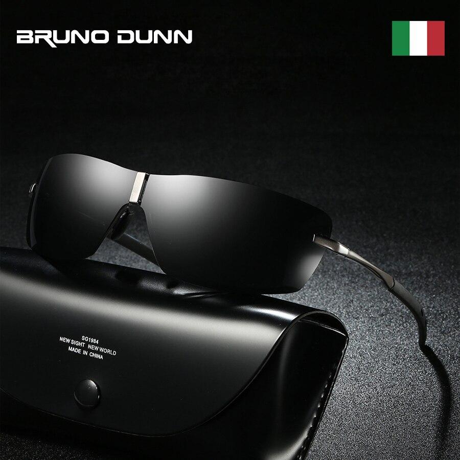 Aluminum Sunglasses Men Polarized 2019 Brand Designer Sun Glases oculos de sol masculino aviador lunette soleil homme sunglases