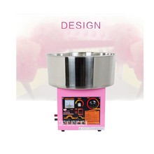 1 piece Electric /Gas (can choose one model )Commercial cotton candy machine cotton floss machine WY-771