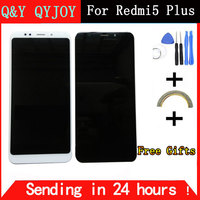 Q Y QYJOY For XiaoMi Redmi 5 Plus LCD Display And Touch Screen Assembly Repair Parts