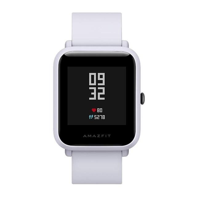 Amazfit Bip Fitness Tracker (Free Screen Protector)