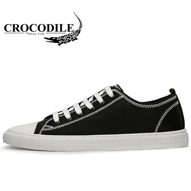 crocodile sport original des chaussures de sport crocodile pour hommes athelatic été toile e9734f