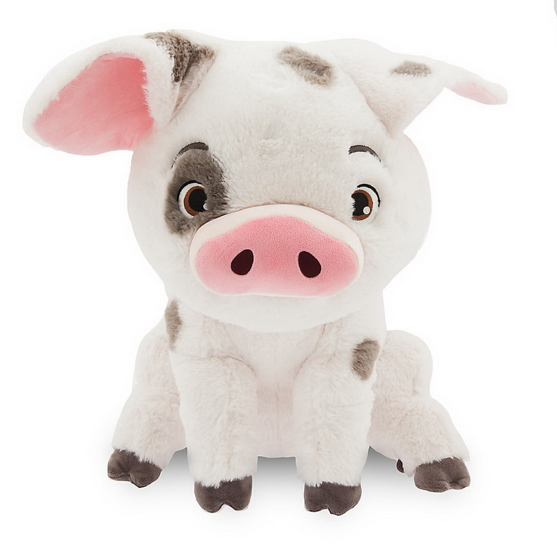 New High Quality Movie Soft Stuffed Animals Moana Pet Pig Pua Cute - Dolls and Stuffed Toys