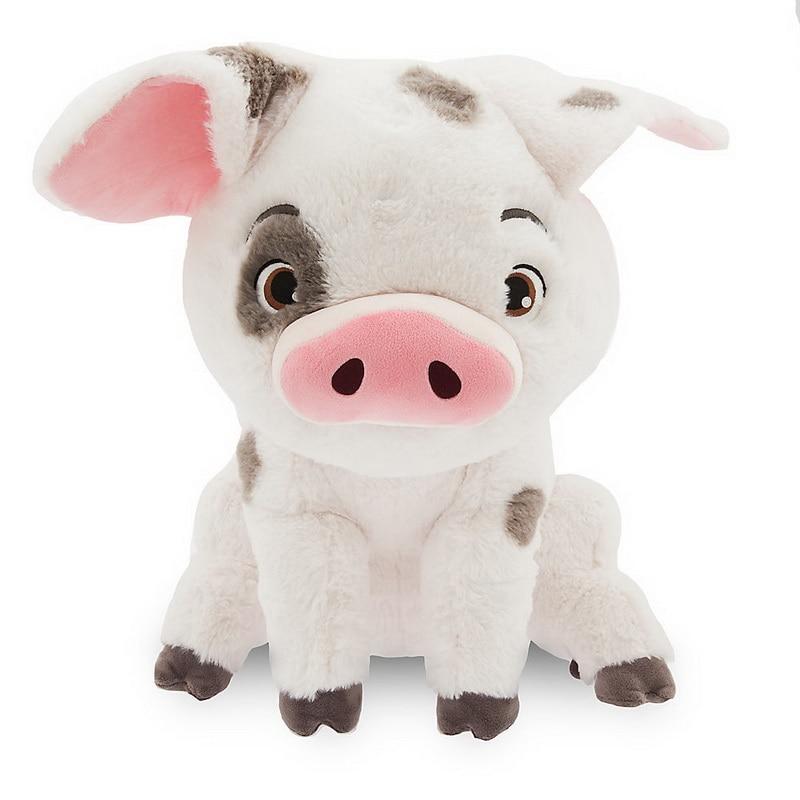 Nya högkvalitetsfilm Mjuka fyllda djur Moana Pet Pig Pua Gulliga - Dockor och gosedjur