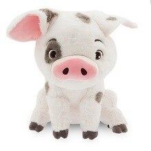 New High Quality Movie Soft Stuffed Animals Moana Pet Pig Pua Cute Cartoon Plush Toy Stuffed Animal Dolls Children Birthday Gift