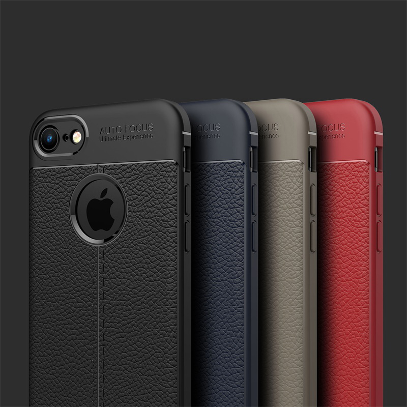 Xinchentech For Iphone 7/7 plus Case Luxury TPU Cover silicone soft Back Coque Accessory Capa For iphone7 For iphone7plus Fundas
