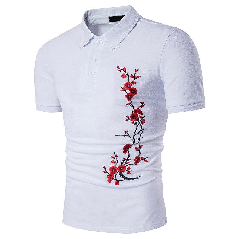 Kensington Eastside Mens Polo Shirt Contrast Striped Short Sleeve Tee Pique Top