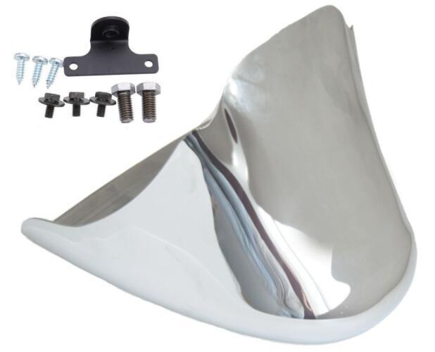 Мотоцикл хром передний спойлер подбородка обтекатель для Harley Спортстер XL883 1200 04-15 Новый