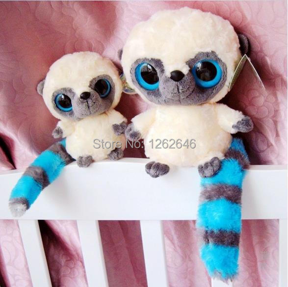 Baby Toy,Yoohoo Friends Stuffed Plush toy (bush baby) - 5 YooHoo,Big Eyes Cute Fabric Doll,free shipping,doll plush toys канцелярия action подкладка на стол yoohoo