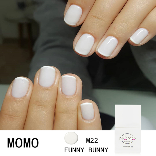 1 PCS 10ml UV Gel Varnish Set Long Lasting Soak Off Gel Nail Polish Funny Bunny Manicure Vernis Semi Permanent Lacquer Gelpolish