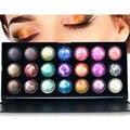 1 unids 21 Color de la Baked Eyeshadow Palette Mineral Shimmer Eyeshadow Maquillaje Profesional Cosméticos Conjunto