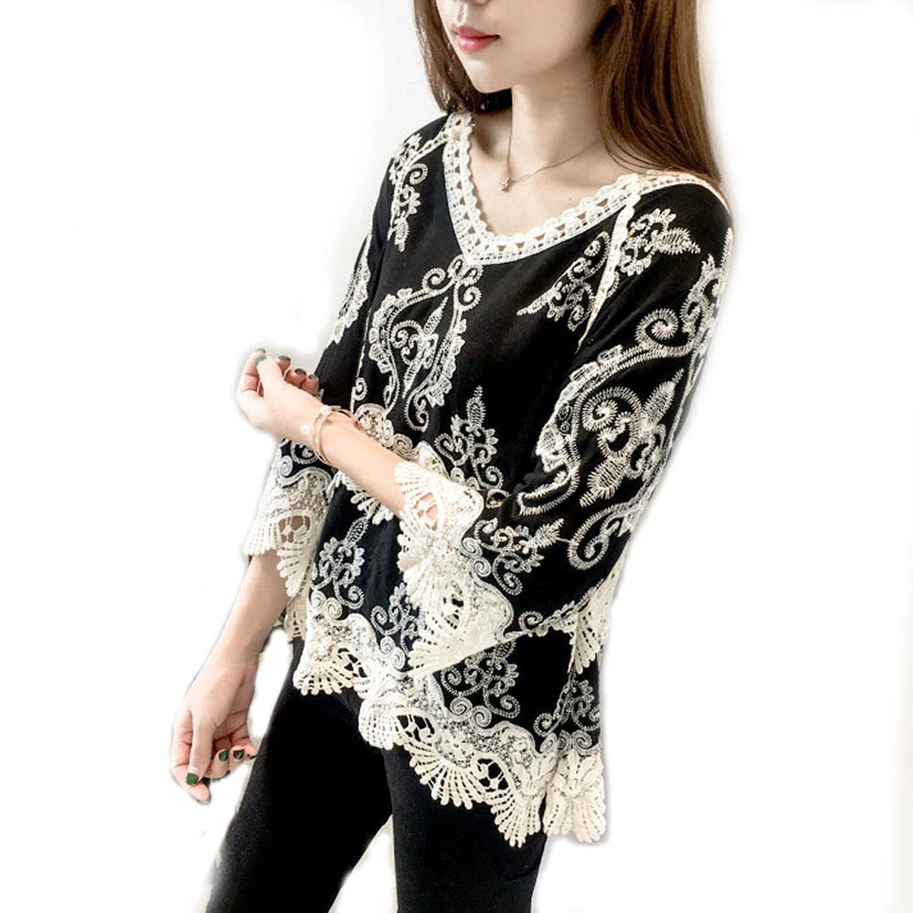 Compare Prices on Womens White Tunic Shirt- Online Shopping/Buy ...