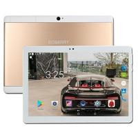 10 дюймов Android 7,0 Octa Core Tablet 3g 4G LTE двойная sim карта для телефонных звонков 128 ГБ Встроенная память 4G B Оперативная память WI FI bluetooth gps Tablet ПК