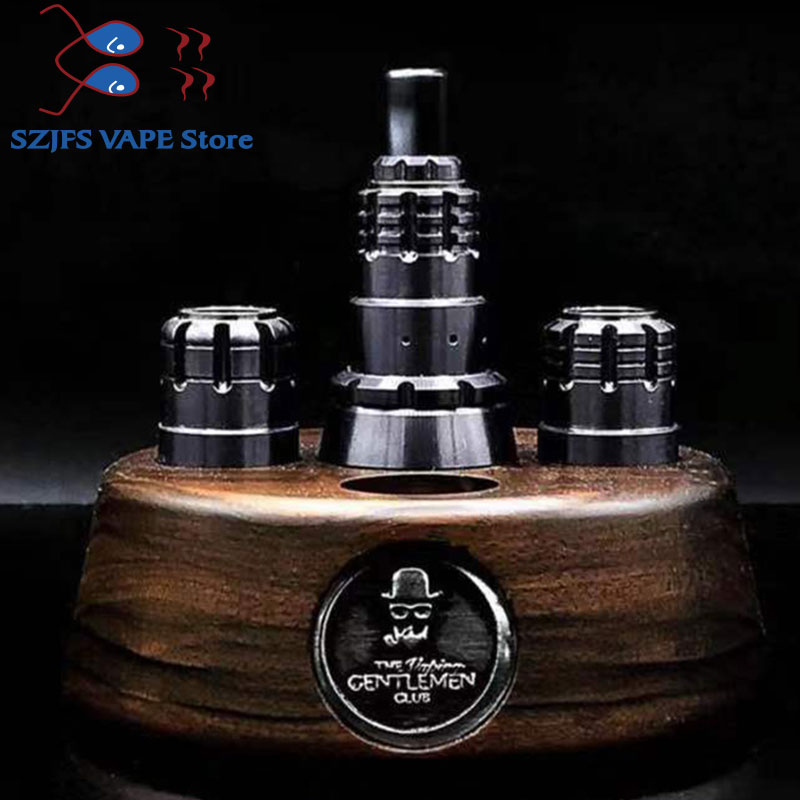 E Cigarette 900 Bf Rda MTL 316 Ss 18mm Diameter Low-loader Rebuildable Atomizer VS Goon Rda Loop V1.5 RDA Tauren Drop Bonza RDA