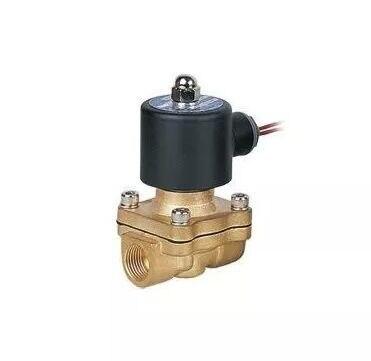 50mm 2W500-50 N/C 2 Way 2 Gas Water Pneumatic Electric Solenoid Valve Water Air DC12V 24V AC110V 220V 1 2 electric solenoid valve water air n c gas water air 2w160 15 dc12v 24v ac110v 220v
