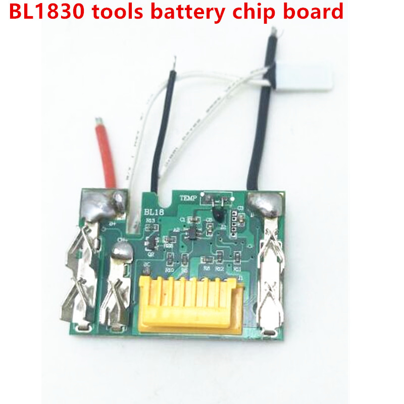 Pcb Circuit Board Replace For Makita Bl1830 Bl1815 Bl1845