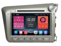 Android 6 0 CAR Audio DVD Player FOR HONDA CIVIC 2012 RHD Gps Car Multimedia Head