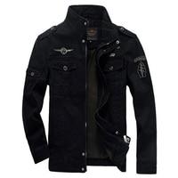 Men Jacket Winter Military Army Bomber Jackets Jaqueta Masculina Plus Size 6XL Coat Mens Denim Jacket for Male Jacket
