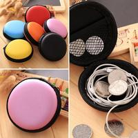 Hot Sale Portable Hard Case Storage Bag for SD TF Card Earphone Headphone Earbuds