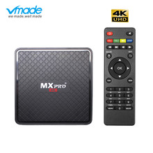 лучшая цена Vmade V96s mini Android TV BOX v96mini Android 7.1 Smart TV Box 1GB 8GB Allwinner_H3 Quad Core H.265 4K WiFi Set top box H96