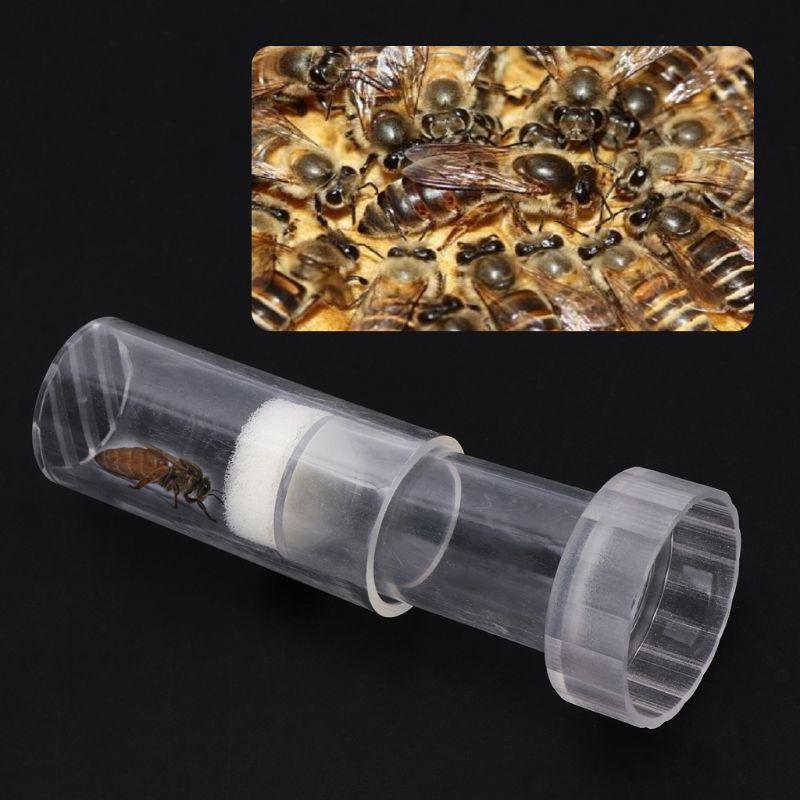 Image 5 - Bee Queen Marking Bottle Marker Beekeeping Equipment Beekeeper Tools Bees Apiculture Plastic Bottles-in Beekeeping Tools from Home & Garden