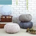 Japan&Korean Style Cotton&Linen Pumpkin Cushion   Tatami Cushion  Removable And Washable Meditation Cushion   Yoga Cushion