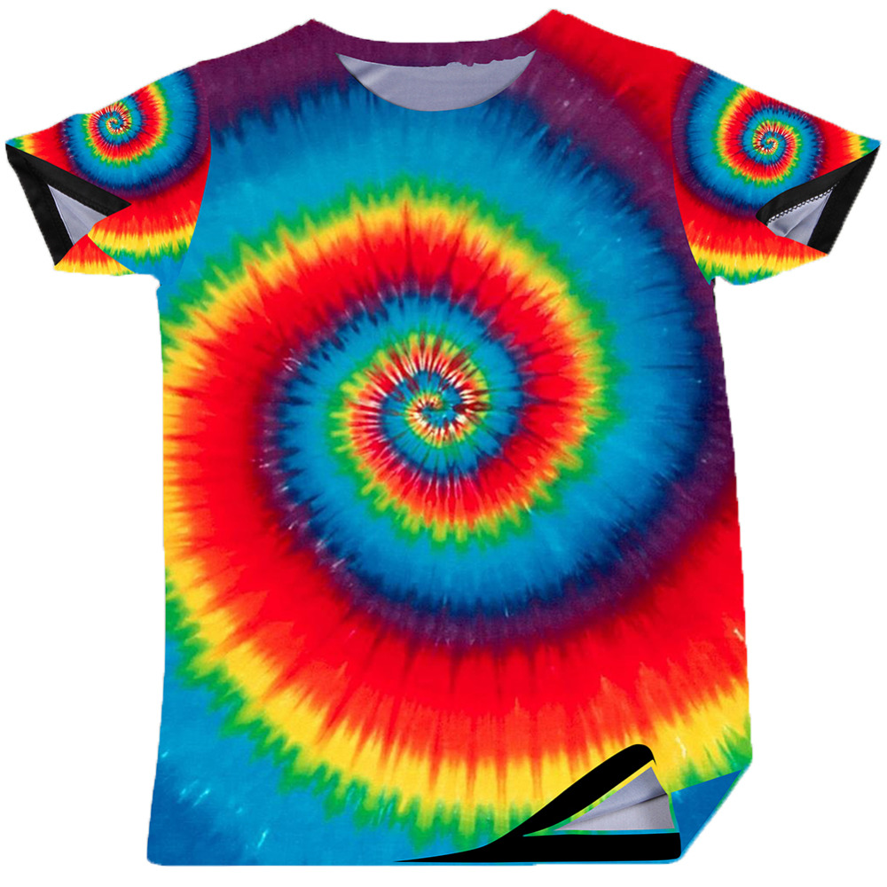 buy wholesale tie dye shirt from china tie dye