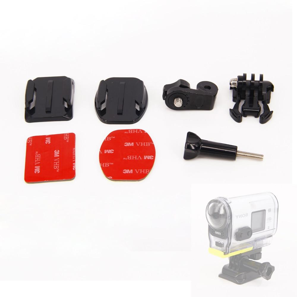 Sony eylem kamera için AS15 AS30 AS100V Rollei Temel Aksesuarları - Kamera ve Fotoğraf