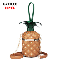 Pineapple Shape Bags for Women 2019 Bags Women Handbag Bolsa Feminina Shoulder Messenger Bag Luxury Handbags Women Bag Designer