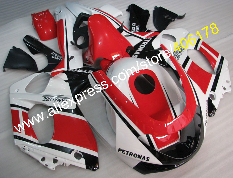 High Quality 1997-2007 YZF600R Fairing Set For Yzf-600R Thundercat 97-07 Petronas Motorcycle Fairings Kit