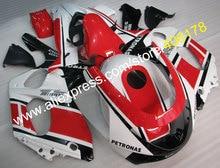 Ventes chaudes, de Haute qualité 1997-2007 YZF600R OEM Carénage set Pour Yamaha Yzf-600R Thundercat 97-07 Petronas moto carénages