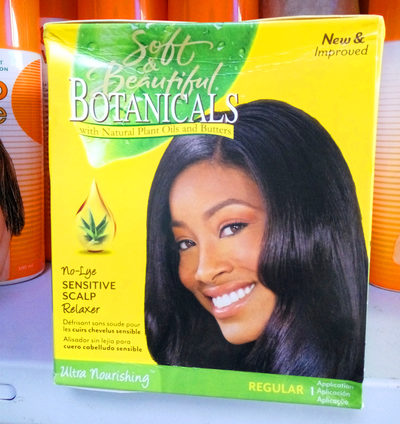 Soft And Beautiful Botanicals Sensitive Scalp Relaxer Reviews