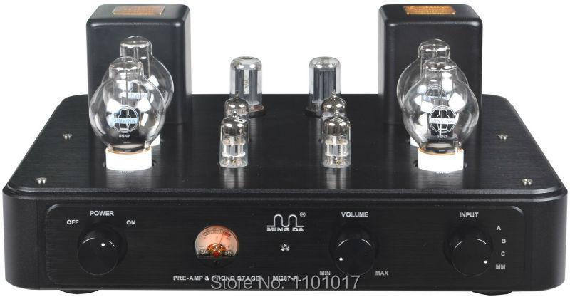 Meixing MingDa MC67-PL Pre-amplifier with phono MM stage pre-amp function HIFI EXQUIS original MC7R-II classic circuit preamp светофильтр marumi mc c pl 55mm