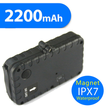 Powerful Magnet IPX7 Waterproof GPS Car Tracker 450days Long Battery Life FREE Tracking Software System T12SE