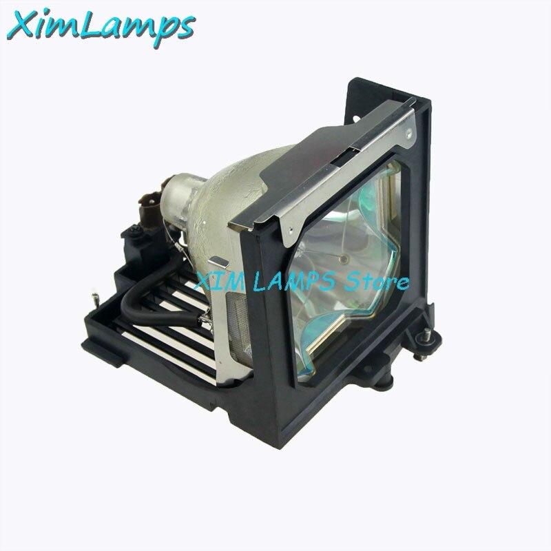 Replacement Projector Lamp POA-LMP48 for Sanyo LP-XG200/LP-XG100/PLC-XT10/PLC-XT15(Chassis XT1500)/LC-XG1000/LC-XG200