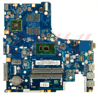 For Lenovo 500 15ISK laptop motherboard With I7 AIWZ2AIWZ3 LA C851P