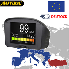 DE Stock!! Deliver in 5day!! AUTOOL X50 Plus OBDII HUD OBD2 Head up Display Mete