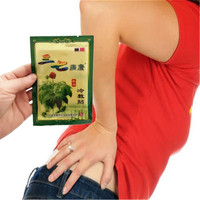 Cheapest Chinese herbal Patches, Self heating Notoginseng Essential Oil Patches for Body Neck Back Joint Pain Relax Plasters Essential Oil