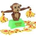 Criativo Macaco Equilíbrio Brinquedo Jogo Jogo Adição e Subtração Matemática Crianças Aprendendo Brinquedos Educativos