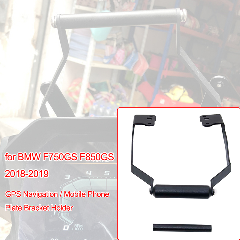2019 New F750 GS F850 GS F750GS F850GS Stand Holder Mobile Phone GPS Navigation Plate Bracket
