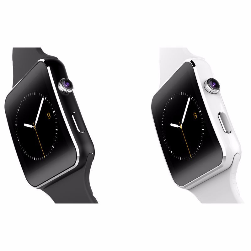 2016 New Bluetooth font b Smart b font font b Watch b font X6 Smartwatch sport