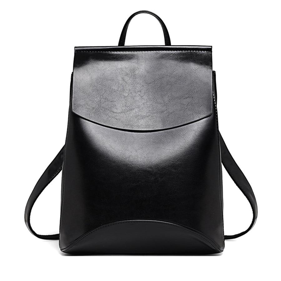 Дизайнер Высокое качество кожа Рюкзаки для подростков Обувь для девочек SAC основной Для женщин Винтаж Рюкзак Школьные Mochilas Эсколар сумка