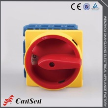 цена на Cam Switch Ue 440V Ith 40A Isolating switch 4 Pole (CE, CCC, TUV certificate)