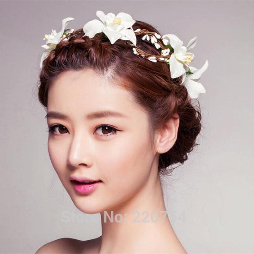 Wedding Flower Girl Headpieces
