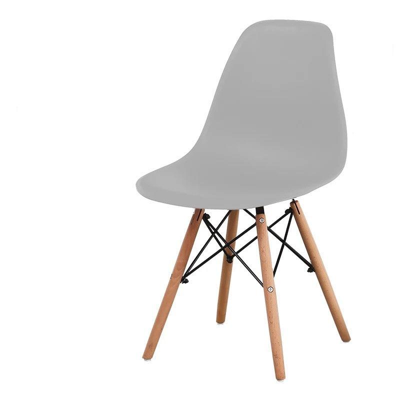 Минималистичный современный стул для отдыха, черный стул для гостиной, домашняя Обеденная Мебель для ресторана, скандинавский диван, спинка, оттоманская - Цвет: G
