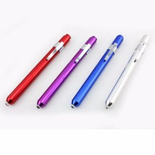 Multi Function Portable Medical First Aid LED Pen Light Flashlight Torch Doctor EMT Emergency Light Torch on a bicycle