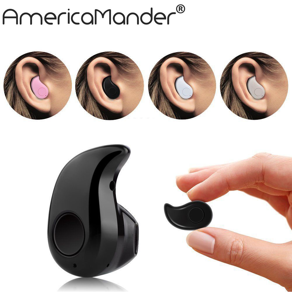 Mini style wireless bluetooth earphone s530 headphone v4 1 phone headset with micro phone for iphone