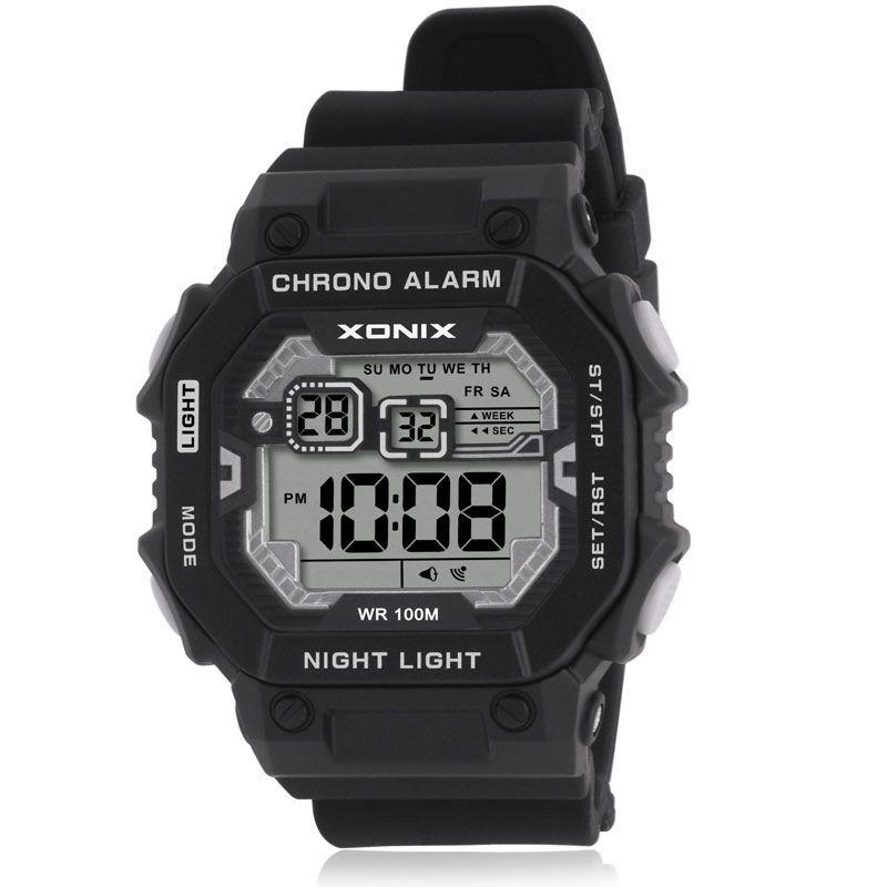 Hot!!! TOP Fashion Sports LED Watches Waterproof 100m Men Outdoor Fun Multifunction Digital Watch Swimming Diving Wristwatch