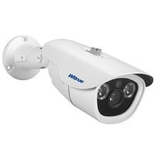 Witrue домашняя камера безопасности 1080 P AHD камера sony IMX323 ночного видения наружная водостойкая камера видеонаблюдения металлический корпус камеры видеонаблюдения